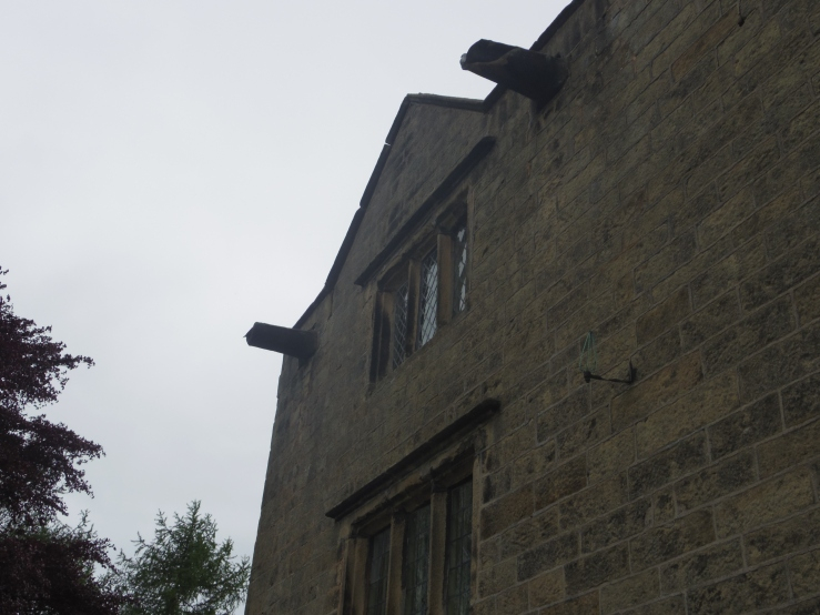 Monday- Angharad, my girlfriend, and her parents came to Sheffield for my birthday which was delightful. We went to Eyam Hall in Derbyshire